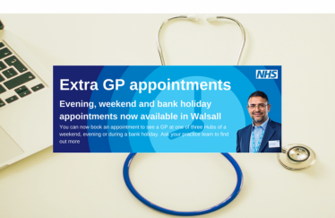 Extra GP appointments